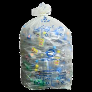 Plastsäck stor 25st