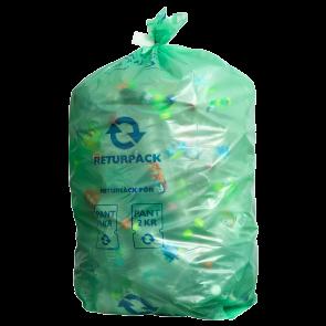 Plastsäck Förening/Schabl 10st